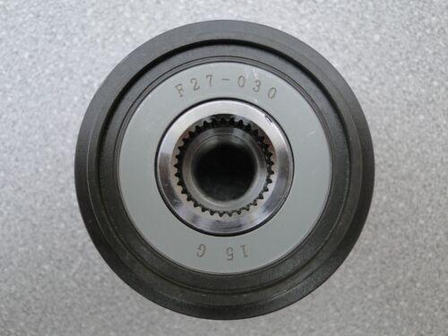 01P204 ALTERNATOR CLUTCH PULLEY OPEL VAUXHALL Astra Signum Vectra VX220 2.0 2.2