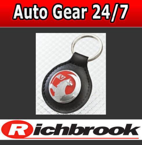 Richbrook Genuine Leather ST Keyring