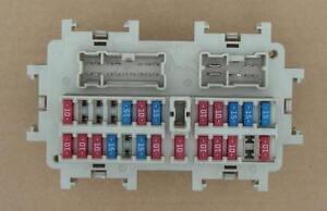 Details zu NISSAN 350Z FUSEBOX FUSE BOX BSI RELAY CONTROL UNIT SICHERUNGSKASTEN on
