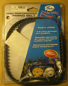 GATES-Racing-Timing-Belt-for-Toyota-4AGE-16V-AE86-Levin-Trueno-Corolla-AE92-MR2