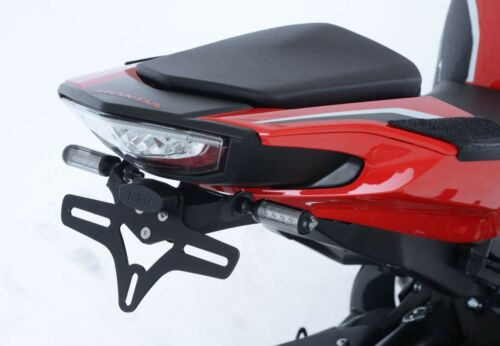LP0220BK R/&G Tail Tidy Licence Plate Holder Honda CBR1000RR SP /& SP2 /'2017 />