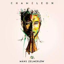 CD Mans Måns Zelmerlöw Chameleon, 2016, Eurovision Sweden Schweden
