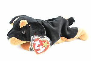 VERY RARE Ty Doby Beanie Baby Style 4110 1996 PVC Pellets with TAG ... bccb5238e9c