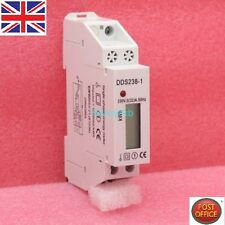 DDS238-1 Digital 230V 5(32)A DIN-rail Kilowatt Hour kwh Meter LCD display