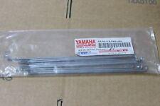 NEUF & ORIGINAL : Lot de 9X rayons YAMAHA 5VBF51890000 / 5VB-F5189-00 pr DT50L