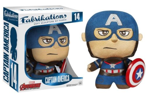 Fabrikations Captain America soft toy