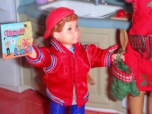 Chipmunks Christmas.Details About Alvin Chipmunks Christmas Album Recd Fits Fisher Price Loving Family Dollhouse