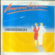 """7"""" Animotion/Obsession (D)"""