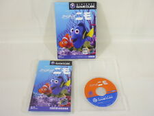 FINDING NEMO Nimo Game Cube Disney Pixar Nintnedo GameCube Import Japan gc