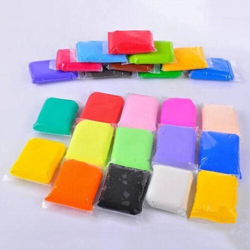 12 Colors DIY Kids Ultra Light Modeling Super Light Clay Magic Air Dry Sculpture
