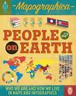 People on Earth: Who We are and How We Live in Maps and Infographics by Ed Simkins, Jon Richards (Hardback, 2015)