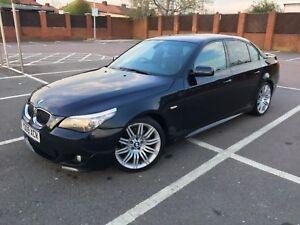2009-BMW-525D-M-SPORT-AUTOMATIC-LCI