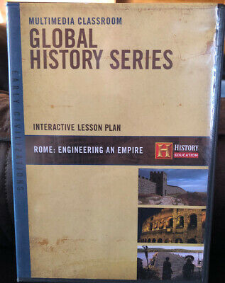 Rome Engineering an Empire Interactive Lesson Plan History ...