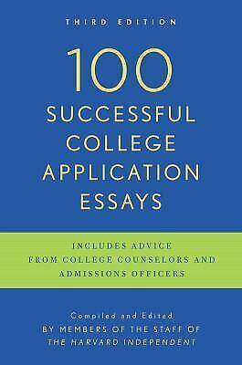 Buy college application essays harvard