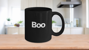 Boo-Halloween-Mug-Black-Coffee-Cup-Funny-Gift-for-Witches-Ghost-Gobblins-Fall