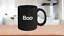 Boo-Halloween-Mug-Black-Coffee-Cup-Funny-Gift-for-Witches-Ghost-Gobblins-Fall miniature 1
