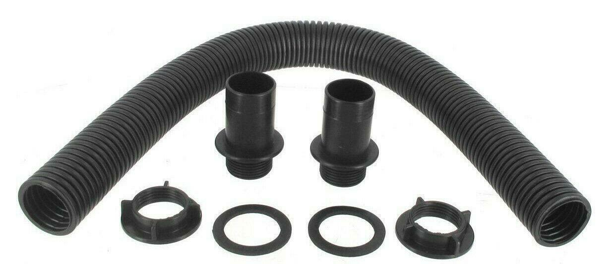 Ward Water Butt Connector Pipe Link Kit Save Store Rainwater Gardening