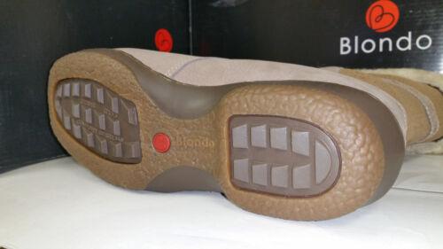Blondo Women/'s Masym Mushroom Waterproof Leather Fur Lined Boots size 6-11
