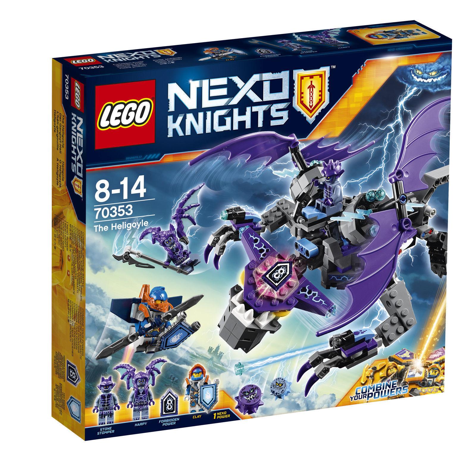 LEGO NEXO KNIGHTS 70353 Der Gargoyl-Heli (70353)