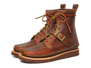 NIB-Yuketen-Maine-Guide-DB-Strap-Boots-Limited-Edition-Made-in-USA-RRP-1100