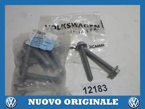 10 Screws Suspension Wheel Teen Bolts Original AUDI A3 VW Golf V