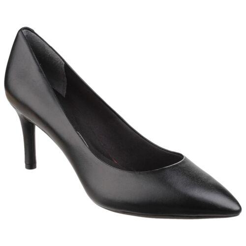 Total Dames Toe Talons Court Rockport Point Patent Stiletto Femmes Chaussures 48dEwxqE