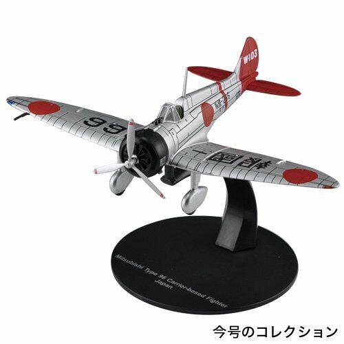 DeAgostini WW 2 Aircraft Collection 1//72 Vol 38 Mitsubishi A5M Type 96 Japan