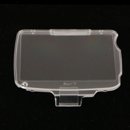 Clear BM-7 LCD Protective Cover Screen Protector for Nikon D80 SLR Camera