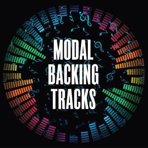 100% De Qualité Modal Backing Tracks For Music Improvisation-scales & Modes-wav Midi Tiges-afficher Le Titre D'origine