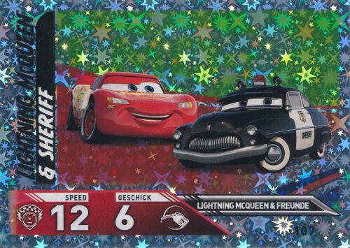 Panini CARS 3-Trading Cards-Carte 107