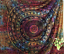 Indian-Mandala-Tapestry-WallHanging-Mandala-Elephant-Bed-Throw-Boho-Cover thumbnail 2