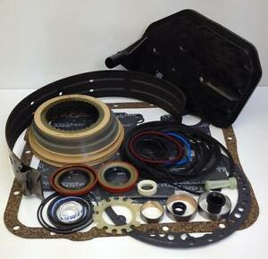 Details about Commodore VY VZ 4L60E 4 Speed Automatic Transmission Master  Rebuild Kit