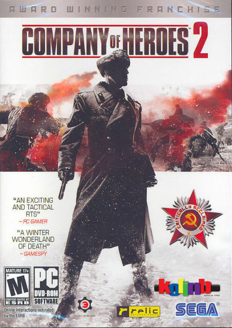 Company Of Heroes 2 Pc 2013 For Sale Online Ebay