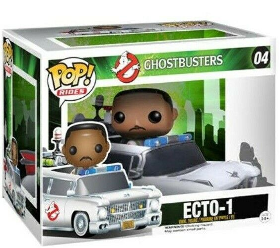 Ecto1 Ghostautobusters POP  divertiessitoko giocattoli