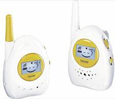 Artikelbild BEURER BY84 Babyphone 800m Reichweite Akku Netzbetrieb LCD Display