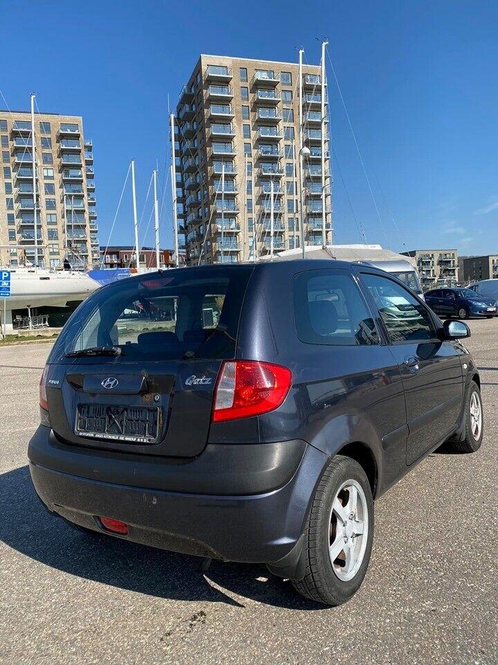 Hyundai Getz, 1,1 GL, Benzin