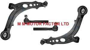 FIAT PUNTO MK 2  99-05 TWO  FRONT LOWER WISHBONE SUSPENSION ARMS
