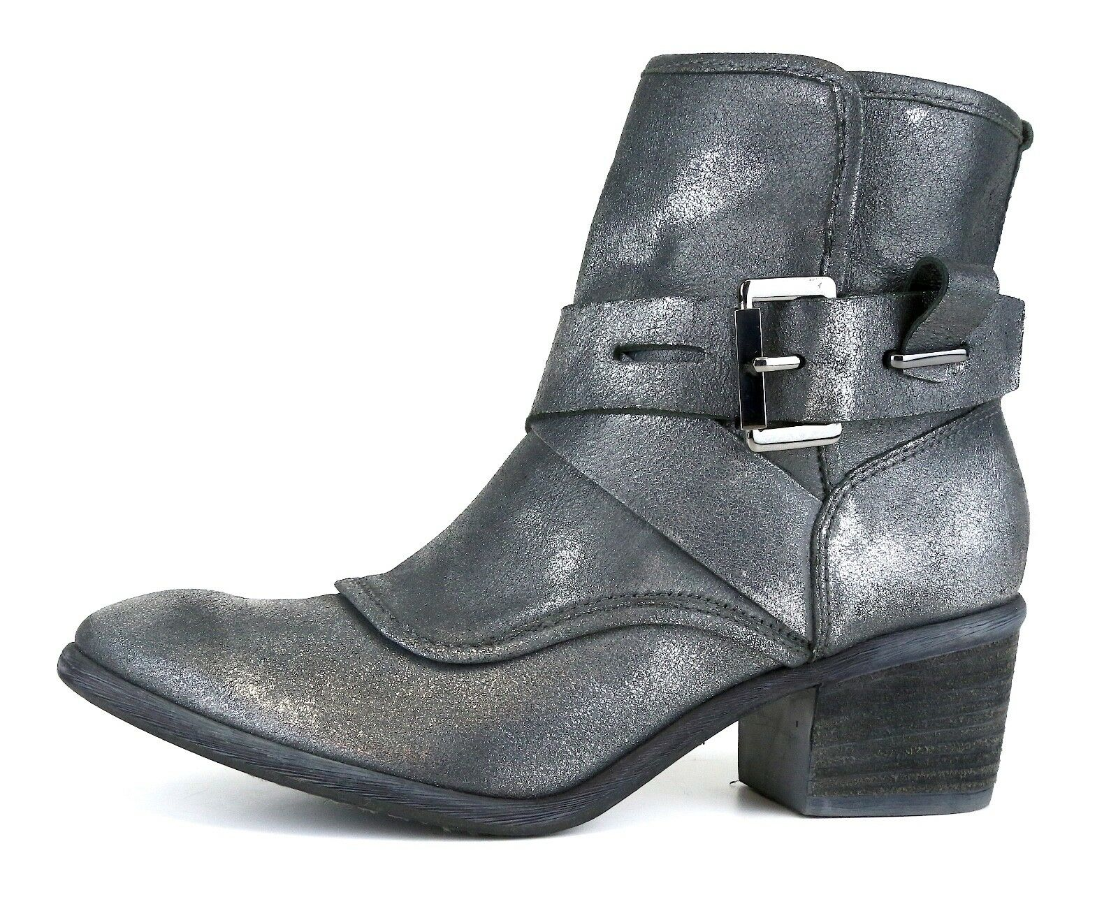 Donald J Pliner Diem Boot Metallic Women Sz 8.5 M 5071 *