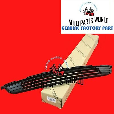 09-11 TOYOTA COROLLA FACTORY OEM 53112-12210 FRONT BUMPER LOWER RADIATOR GRILLE