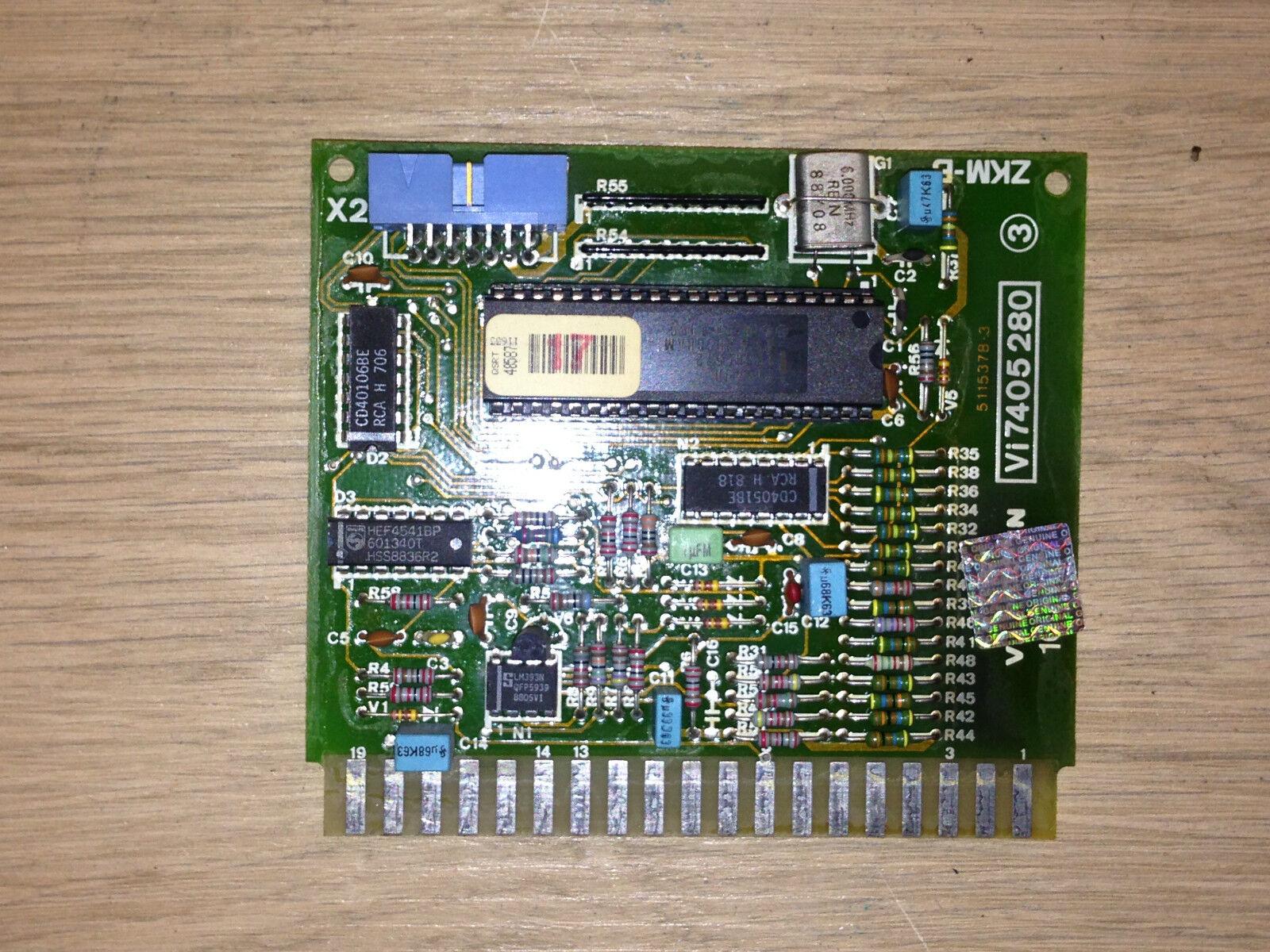 VIESSMANN Leiterplatte Leiterplatte Leiterplatte / Platine  VI 7405 280 759967