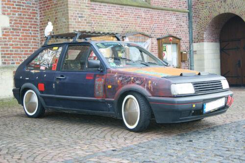 "4x 13/"" Zoll Moon Caps Weißwandringe Radkappen VW Opel Mercedes MB Ford Porsche"