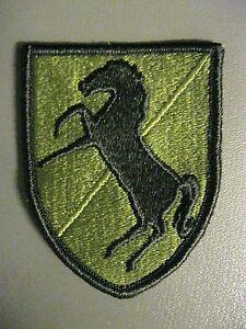 ORIGINAL-11th-ARMORED-CAVALERY-REGIMENT-ABZEICHEN-NEU