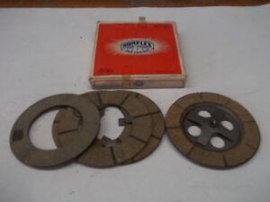 dischi grizione moto garelli cc70 adevert 1957 *pesolemotors*