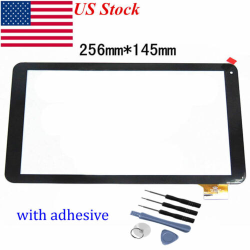 """Touch Screen Digitizer Panel For Polaroid P1003 Quad-Core 10.1/"""" Marshmall Tablet"""
