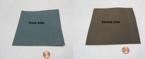 "Aqua Tint PTFE Rulon 142 Sheet Thick x 6/"" x 6/"" 1//32/"" .031/"""