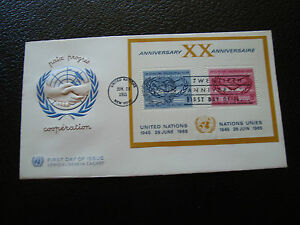 Vereinten-Nationen-New-York-Umschlag-1er-Tag-26-6-1965-cy64-Vereinigte