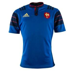 FRANKREICH Rugby Trikot Jersey ADIDAS Herren/Men Größe M-XL +NEU+ F.F.R maillot