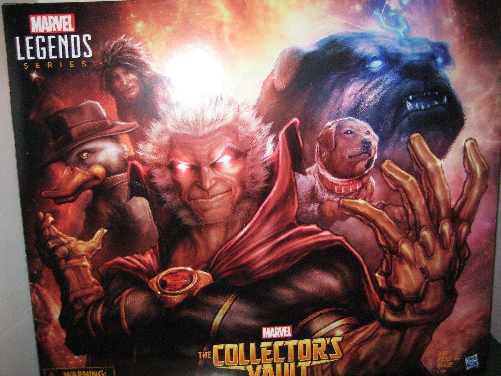 2016 bd escroc Marvel legends série THE COLLECTOR'S VAULT Set