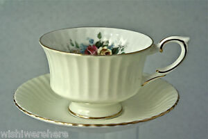 PARAGON-POTTERIES-COFFEE-TEA-CUP-SAUCER-BONE-CHINA
