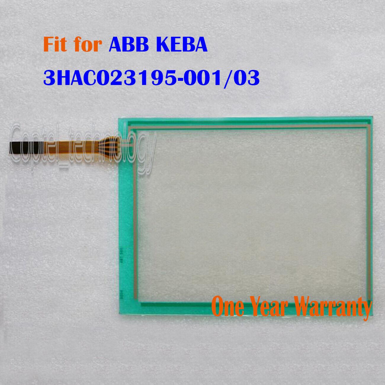 Touch Screen Glass for ABB KEBA 3HAC023195-001  03 Teach Pendant Unit -2 16  64